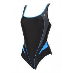 AquaSphere Lima black/Blue badpak